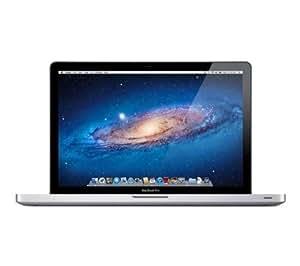 Apple MacBook Pro 15 inch Laptop (Quad-Core i7 2.2GHz, RAM 4GB, HDD 500GB Graphics, Radeon HD 6750M SD)