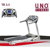 Preisvergleich für UNO Fitness TR 3.3 Laufband - inkl. Polar Brustgurt und FT1 Pulsuhr