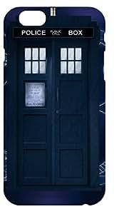 Doctor Who (DW) Mtong Schutzhülle für plus apple iphone 6 (13,97 cm) - i6pdw1004