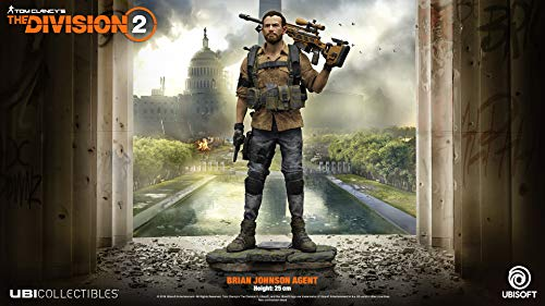 Price comparison product image Tom Clancy's - The Division 2: Brian Johnson Figurine (Electronic Games)