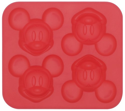 Mouse Mickey Mold (Disney Mickey Mouse Silicon Cup Cake Mold Chocolate Jelly Mould)