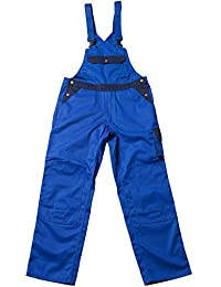 Mascot Milano Bib und Brace Latzhose 90C44, kornblau / marine, 00969-430-1101