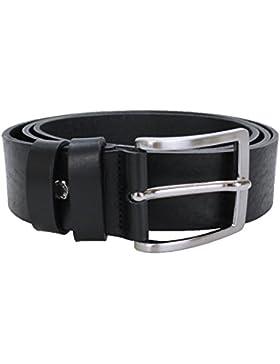 Ak Collezioni - Cinturón - para hombre negro negro 120