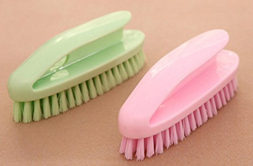 super-random-color-2pcs-ud-multi-function-kitchen-bathroom-cleaning-sponge-brush-bathtub-tile-window