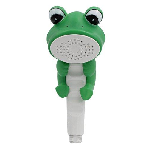 re Hand Duschkopf Bad Schöne Mode Spielzeug Wand Montiert Kinder Spielen Wasser Spray,Frog (Hand-held-wasser-spiel)