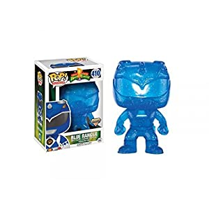 FunKo FunkoBOBUGU446 Abysse Vinyl Power Rangers 410 Ranger Morphing Pop figura azul