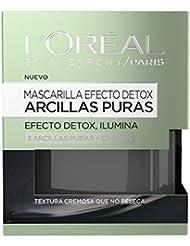 L'Oréal Make Up Mascarilla Arcilla Negra Masque d'Éclairage 50 ml