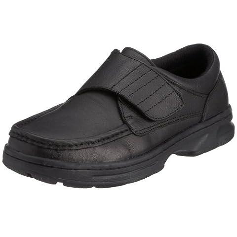 Dr Keller Mens Texas Black Shoes, 7 UK