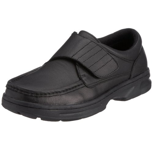 Dr Keller Mens Texas Shoes Black, 10 UK