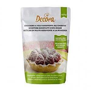 Zucchero A Velo Resistente All'Umidità 250g Decora