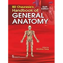 BD CHAURASIAS HANDBOOK OF GENERAL ANATOMY 6ED (PB 2020)