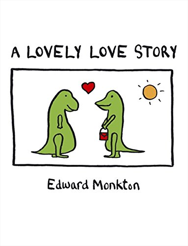 A Lovely Love Story por Edward Monkton