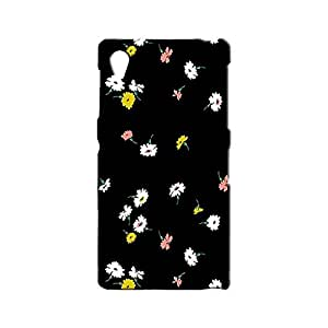 BLUEDIO Designer 3D Printed Back case cover for Sony Xperia Z1 - G6879