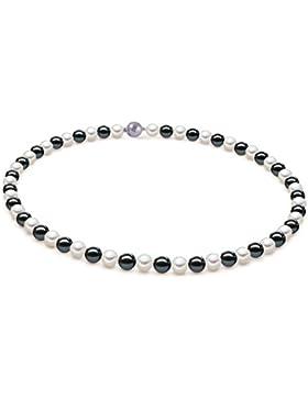 Original McPearl Akoya Perlenkette Comfort mit hochwertigem Magnetverschluß. Top Qualität aus der Manufaktur.