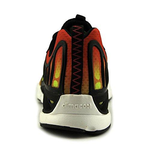 Adidas Clima ReVent M Hommes Synthétique Chaussure de Course Black1-Electr-Hirere