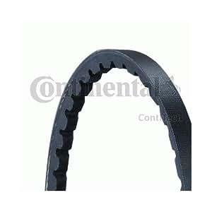 Continental Contitech AVX10X550 Courroie trapézoïdale