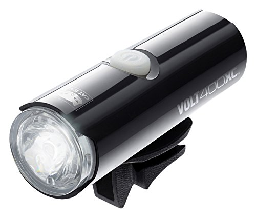 CatEye Volt 400 XC Front Lights and Reflectors, Cycling - Black, NO SIZE