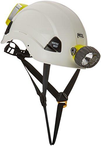 Preisvergleich Produktbild Petzl a10bwe Vertex Best Duo LED 14 bequemer Helm mit integriertem Hybrid Beleuchtung,  weiß