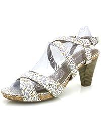 Suchergebnis auf für: tamaris blumen: Schuhe