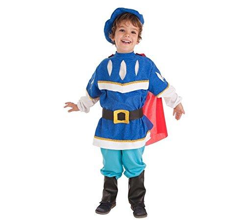 Imagen de llopis  disfraz infantil principe t 0