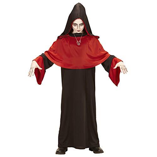 WIDMANN wdm07246?Disfraz Doomsday Demon, Negro, Small