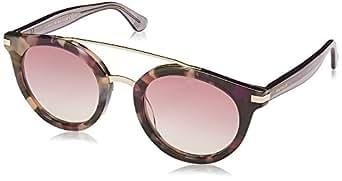 Tommy Hilfiger TH 1517/S 2S 0T4, Occhiali da Sole Donna, Rosa (Havana Pink/Pk Pink), 48