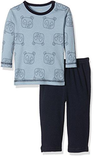 Care Jungen Zweiteiliger Schlafanzug 2tlg, Mehrfarbig (Royal Blue 750), 18 Monate (Herstellergröße: 86)