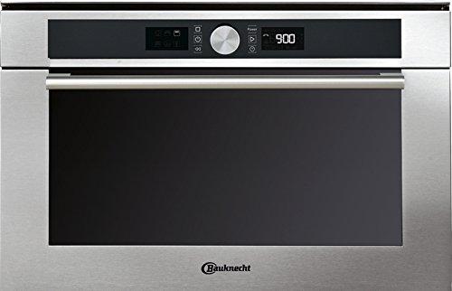 Bauknecht EMDR4 5638 PT micro-ondes/1000W/31L/fonction Crisp/acier inoxydable ProTouch