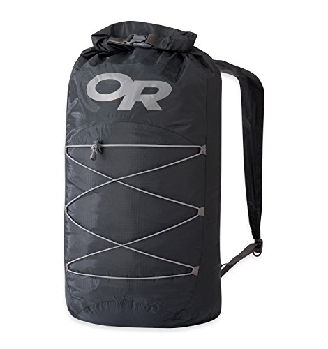 Dry Isolation Pack Rucksack Black