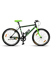 Frog Alphacity 26 inches Single Speed Bike for Adults Black
