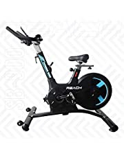 REACH SB900 Fitness Gym Spin Bike for Home and Commercial