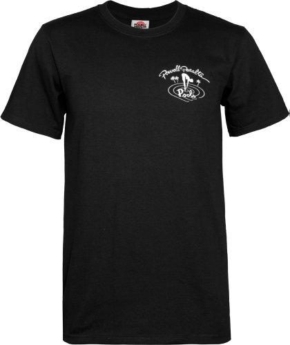 powell-peralta Pool Light Ripper T-Shirt schwarz