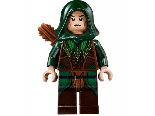 LEGO El Señor De Los Anillos: Mirkwood Elfo Archer Minifigura 1