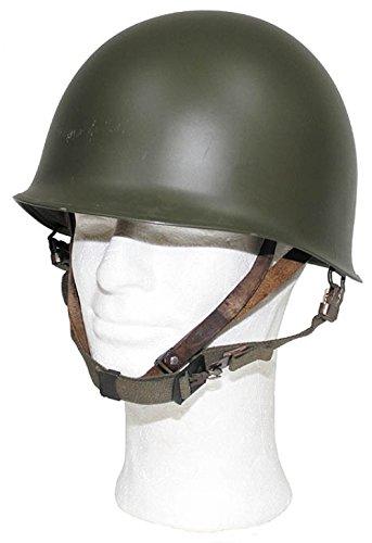 """US Helm """"M1"""", mit Kunststoff- Innenhelm, neuw. Lagersp."""