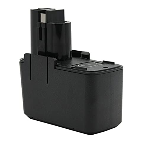 KINSUN Replacement Power Tool Battery 12V 2.0Ah for Bosch Cordless Drill Impact Driver 2 607 335 054, 2 607 335 055, 2 607 335 071, 2 607 335 081, 2 607 335 090 and