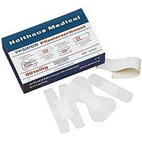 Holthaus Medical YPSIPOR Pflaster-Set Pflasterstrips Wundpflaster Finger Fingerkuppen, sensitive, 50-teilig preisvergleich bei billige-tabletten.eu