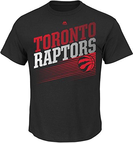 "Toronto Raptors Majestic NBA ""Winning Tactic"" Men's Short Sleeve T-Shirt"
