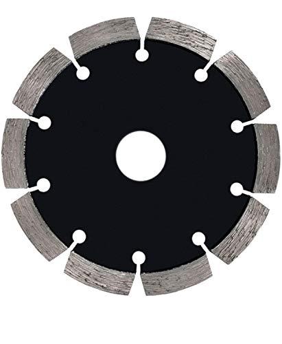 Corintian Disco da taglio diamantato standard saldato a laser 180 mm - universale per il taglio di tutti i materiali da...