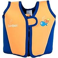 Swimbest Chaleco de Natación -16Meses - 3Años - Naranja (SJTWS5-03)