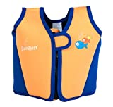 Gilet per nuoto SwimBest -3-4 anni - Arancia (SJTWS5-03)