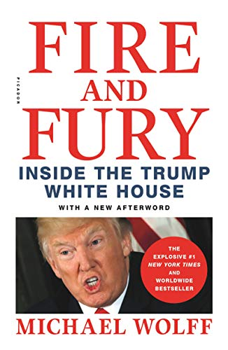 Fire and Fury: Inside the Trump White House (English (Beängstigend Wölfe)