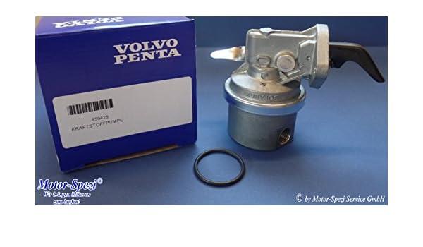 Kraftstoffpumpe für Volvo Penta 2001 2002 und 2003 ersetzt 859428