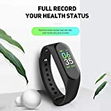 Best Fitbit For Men - HELIUM M3 Health Band Intelligence Bluetooth Health Wrist Review