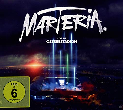 Live im Ostseestadion CD + Blu-Ray Green Music Box