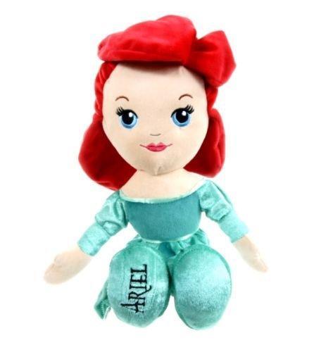 12-305-cm-Disney-Classic-Princess-Ariel-Soft-Plush-Doll