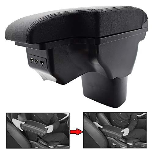 Per Ranger auto Seat Seggiolino Gap stopper Pad Impedire agli oggetti di cadere mano slot Plug filler Leakproof Pelle PU Accessori per auto 2 pezzi Rosso