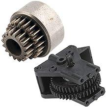 NON Sharplace Doble Engranajes Embrague Campana + Transmisión de Dos Velocidades para 1/10 HSP