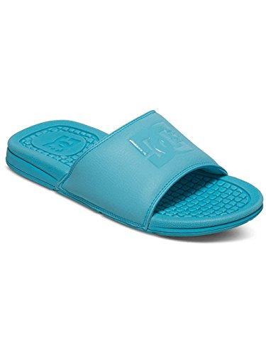 Dc Shoes Bolsa - Sandalias para Mujer, Color: AQUA, Talla: 38 EU (7 US / 5 UK)