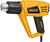 #7: Ingco 2000W Heavy Duty Heat Gun With Six Accessories