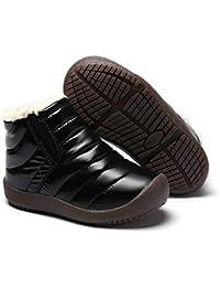 Gaatpot Bambini Ragazzo Ragazza Stivali da Neve Inverno Stivaletti Caldo  Pelliccia Impermeabile Stivali Boots Sneakers Scarpe 129675439ee